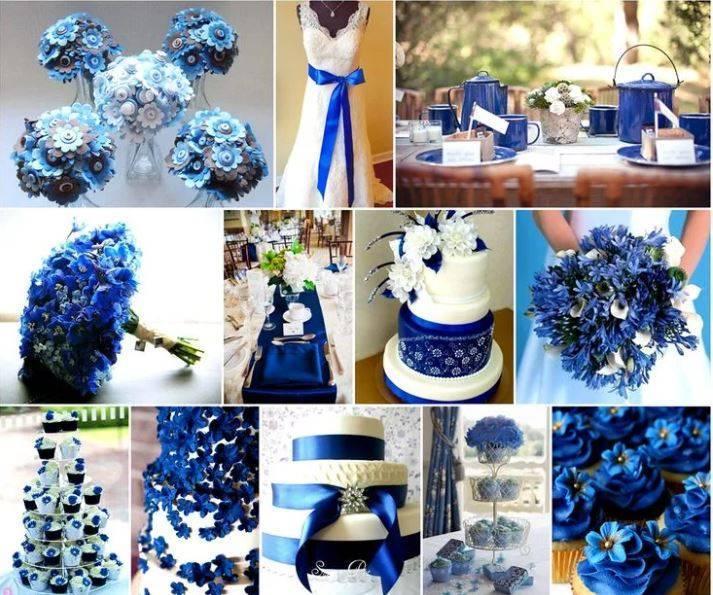 Какой цвет выбрать для свадьбы летом?