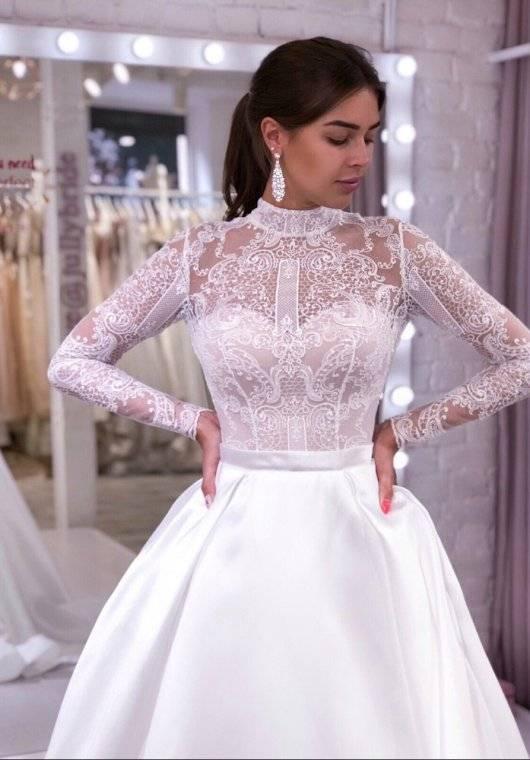 Свадебное платье-трансформер 2020