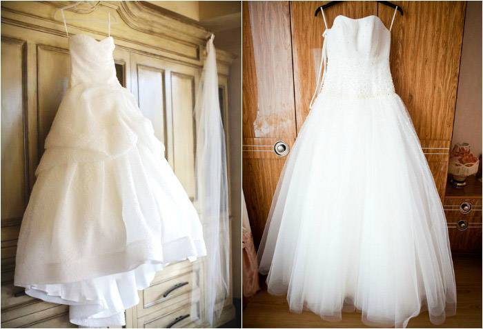 Можно ли стирать свадебные платья в условиях дома в стиральной машине автомат
