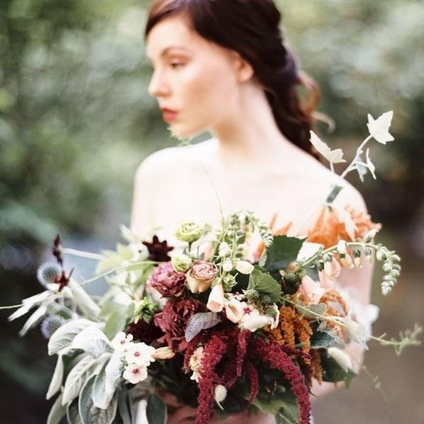 Организация необычной свадьбы: стиль бохо или богемный шик!