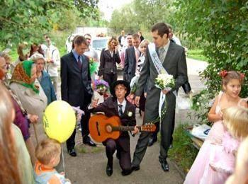 Конкурсы для жениха на выкуп невесты
