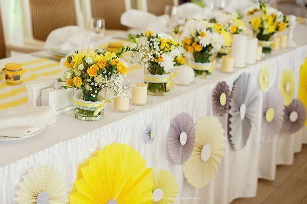 Лимонная свадьба – веселье с кислинкой!