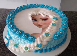 Нежные цветы из мастики для свадебного торта