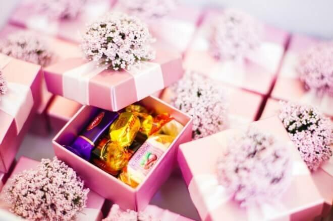 Бонбоньерка своими руками  фото коробочки с размерами
