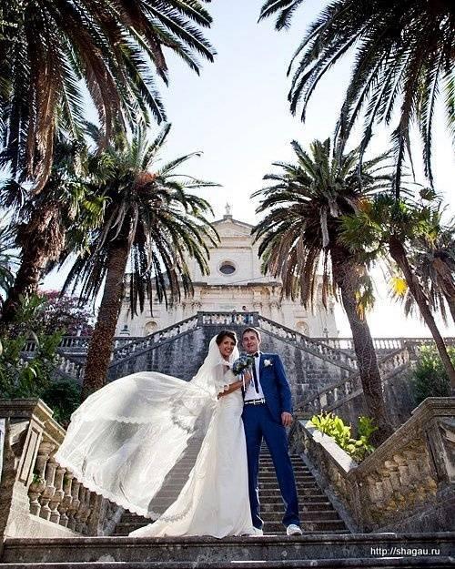 Свадьба в черногории – красиво и доступно