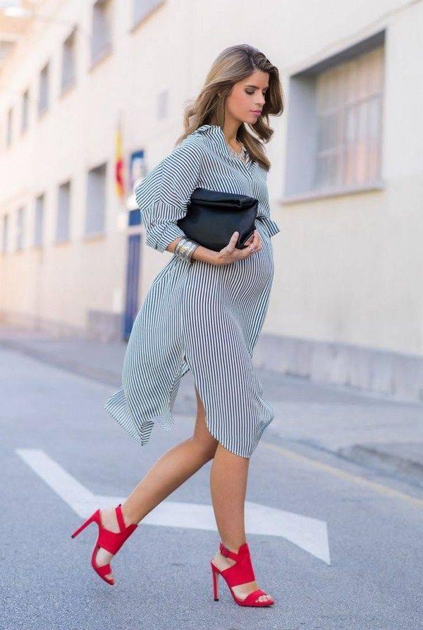 Модная одежда для беременных 2020-2021: фото новинки образов для будущих мам