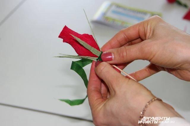 Оригинальные букеты из конфет своими руками