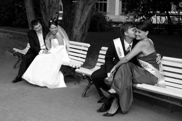 Обязанности свидетельницы на свадьбе
