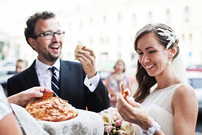 Какими словами благословить молодых перед свадьбой