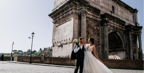 Свадьба в италии
