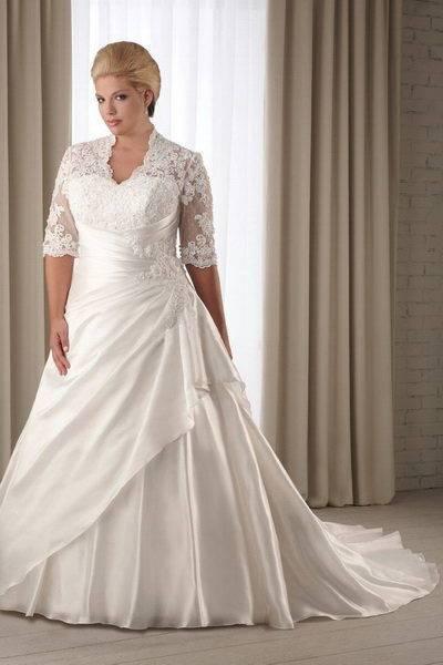 Продажа свадебных платьев - платья 50 размер