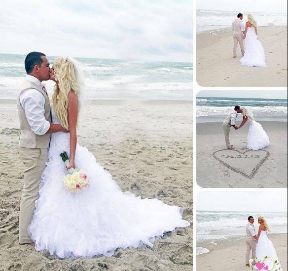 Свадьба в изумрудном цвете: богатство оттенка