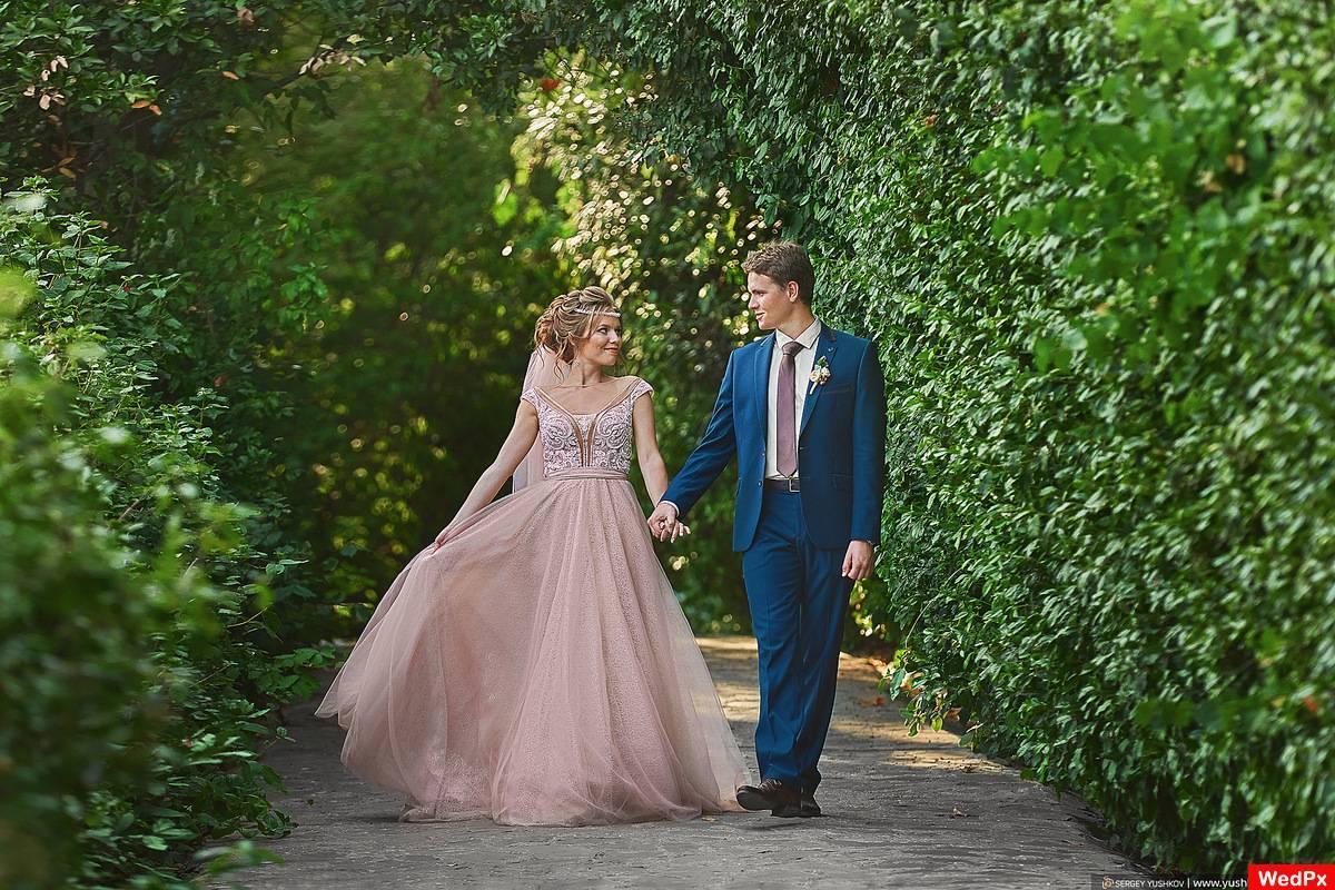 Места для проведения свадеб в крыму