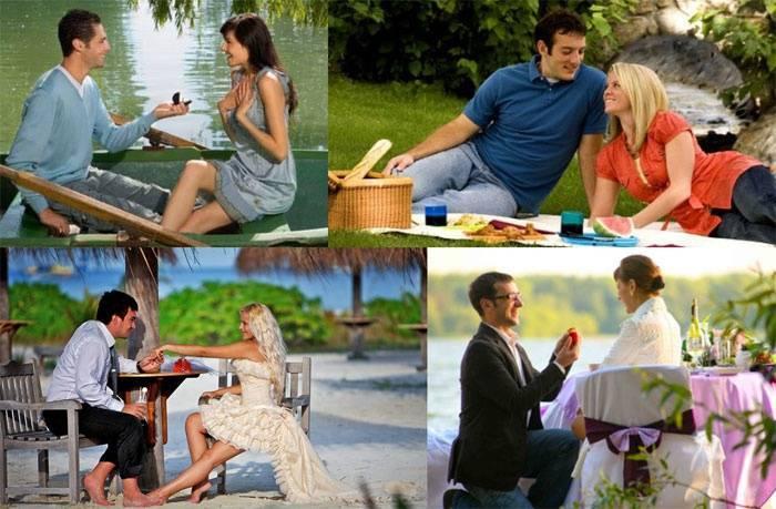 Что придумать романтическое для девушки. где можно организовать романтический вечер? как сделать романтический вечер любимой на новый год