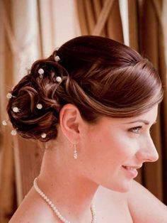 Прически на свадьбу для подружки невесты