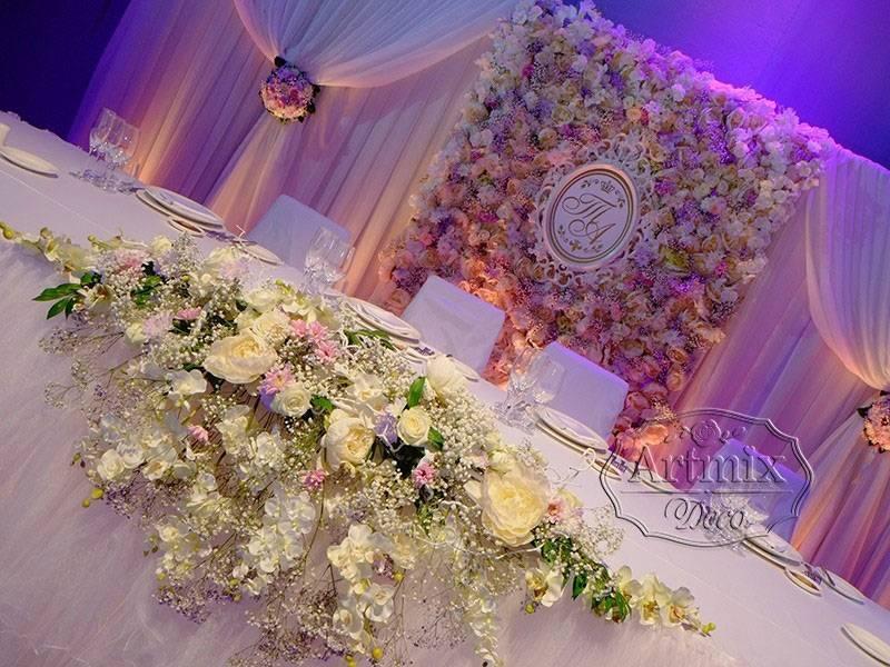 Банкетные залы и рестораны для свадьбы