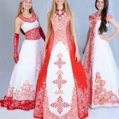 Стили свадебных платьев — базовые понятия и основные формы + 87 фото