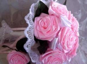 Мастер-класс, как сделать свадебный букет невесты своими руками