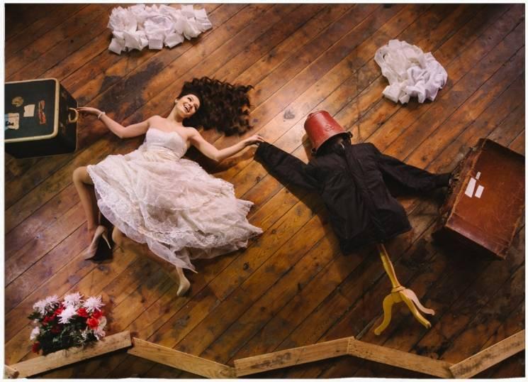 Свадьба в морском стиле: идеи для оформления и пригласительных, образы молодоженов и гостей
