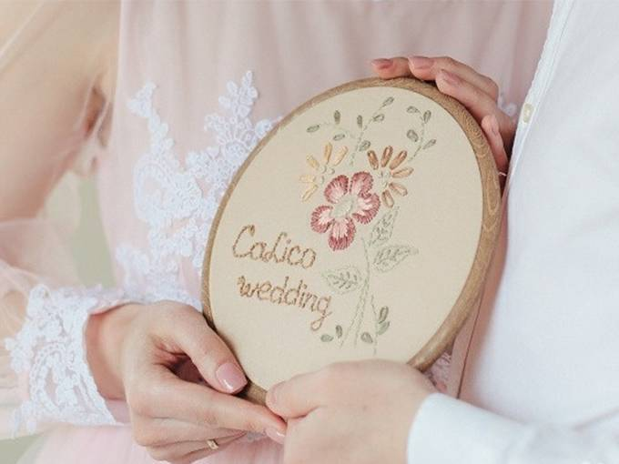 Подарки ситцевая свадьба – 1 год — фото и идеи