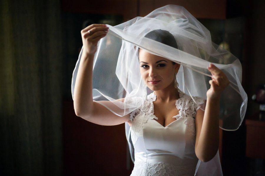 Снимаем обряд венчания
