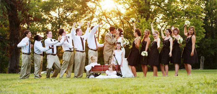 Что одеть на венчание гостям