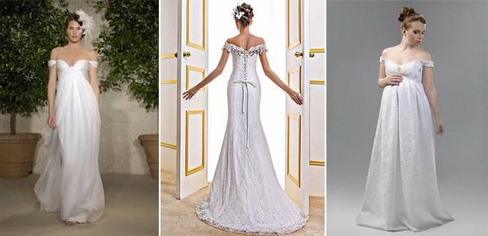 Красивые фасоны платьев, скрывающих живот и другие недостатки, какое лучше выбрать