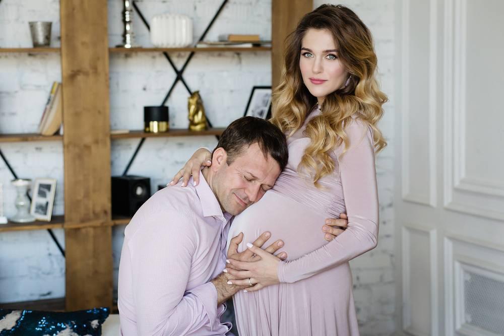 Идеи для фотосессий - фотосессии беременных — живот не главное!