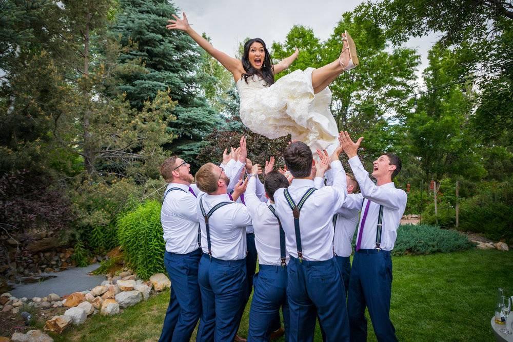 Модный цвет для свадьбы в 2017-2016 годах