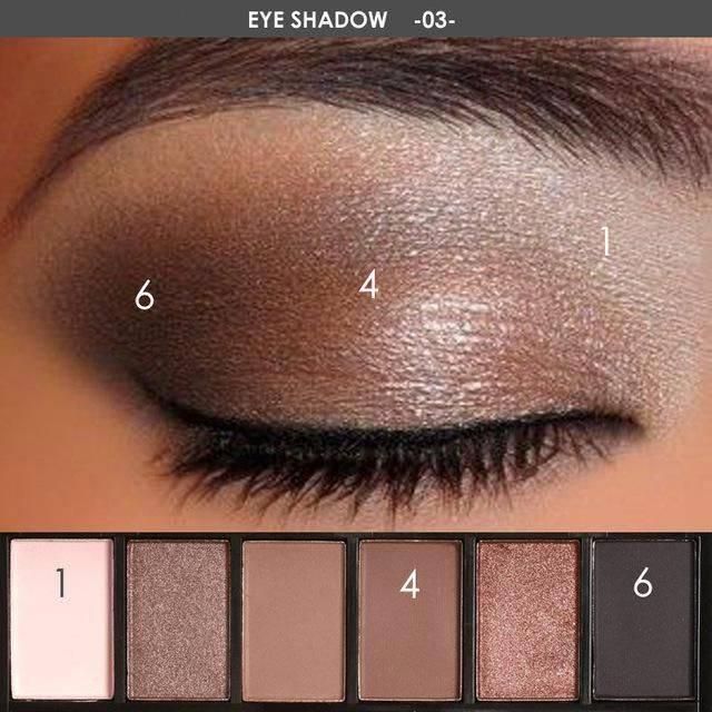 Нюдовый макияж для карих глаз: основные правила и идеи