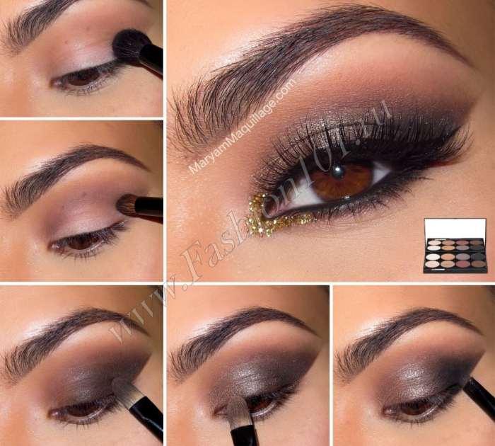 Свадебный макияж пошагово: инструкция и фото