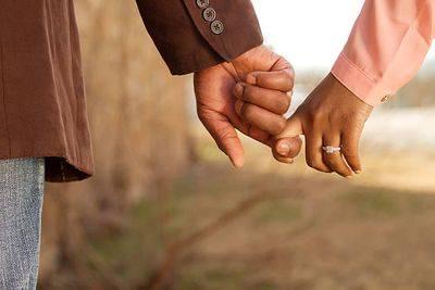 На пальце какой руки носят обручальное кольцо