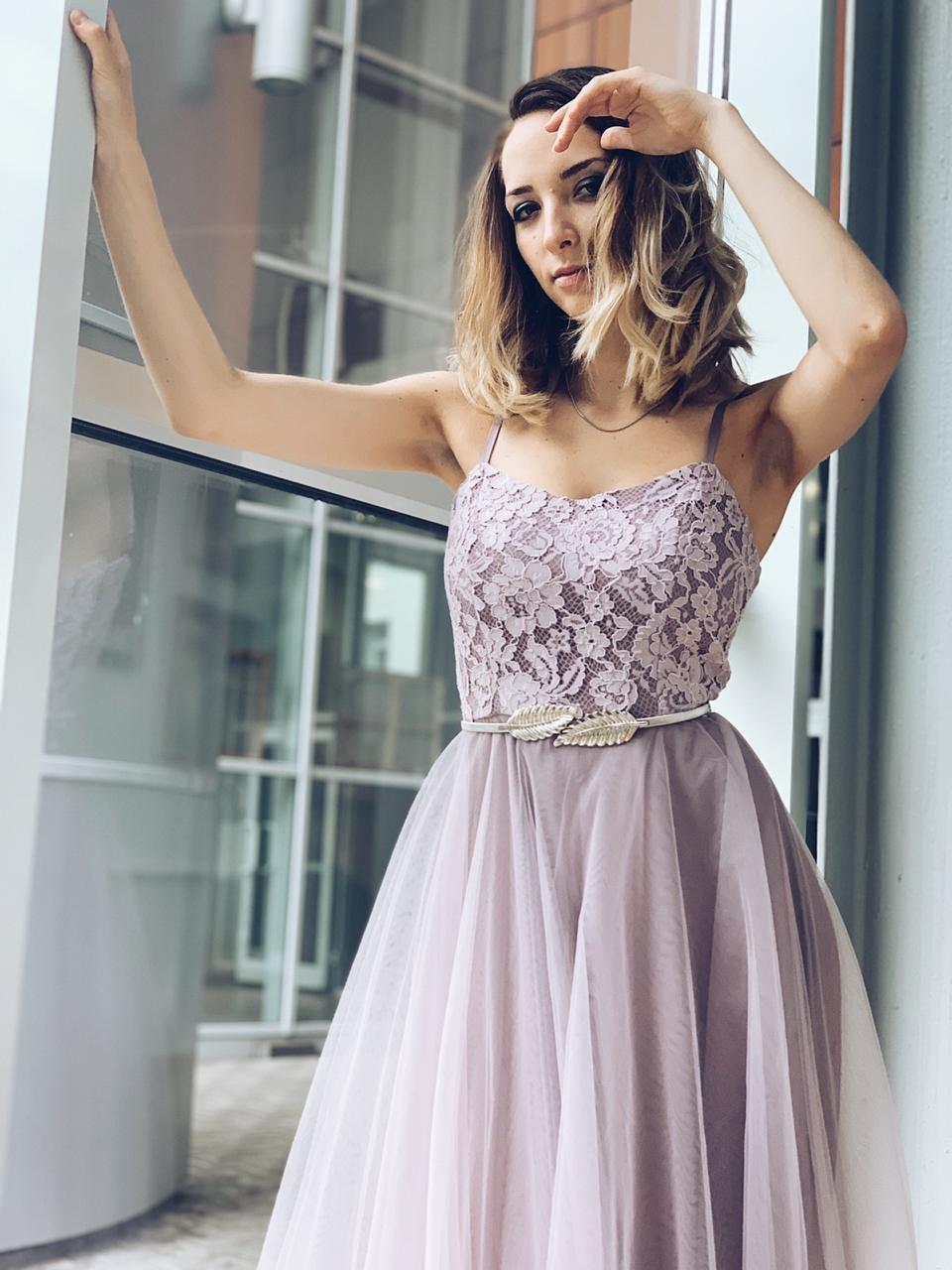 Свадебное платье из фатина – плюсы и минусы наряда
